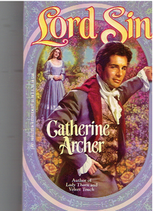 Lord Sin Mass Market Paperback – August 1, 1997 by Catherine Archer (Author)