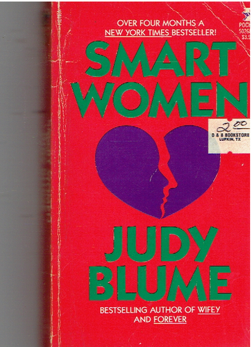 Smart Women by Judy Blume (1990-05-15) Mass Market Paperback – January 1, 1718