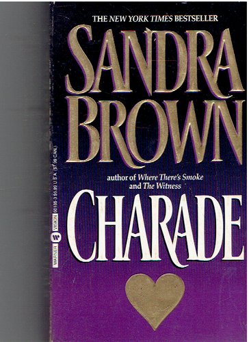 Charade Paperback – April 14, 2020 by Sandra Brown  (Author)