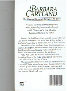 Moments of Love Mass Market Paperback – January 1, 1982 by Barbara Cartland (Author)