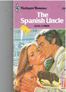 The Spanish Uncle Mass Market Paperback – February 1, 1980 by Jane Corrie  (Author)