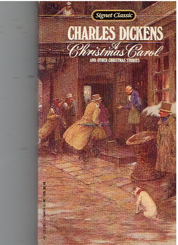 A Christmas Carol: And Other Christmas Stories (Signet Classics) Mass Market Paperback – October 10, 1984 by Charles Dickens (Author), Frederick Busch (Introduction)