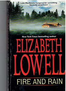 Fire and Rain (Silhouette Desire No 546) Paperback – December 1, 1990 by Elizabeth Lowell  (Author)