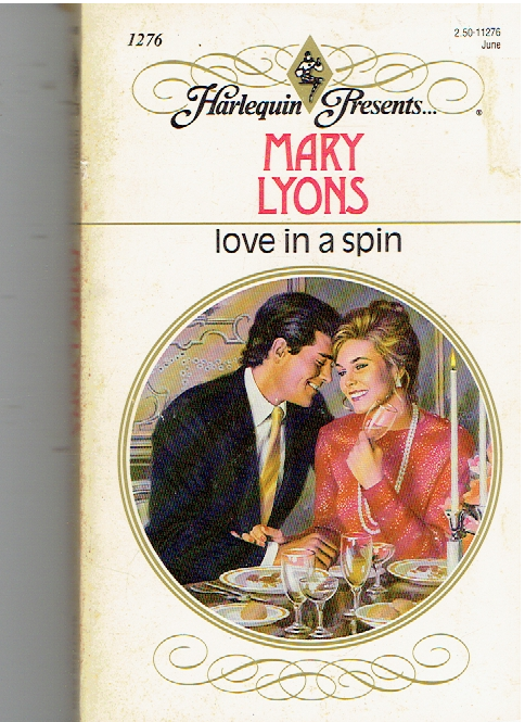 Love In A Spin Paperback – May 1, 1990 by Mary Lyons (Author)