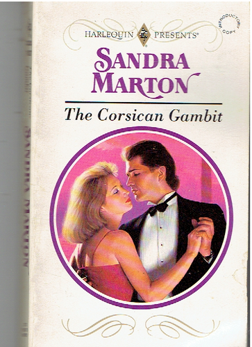 Corsican Gambit Mass Market Paperback – February 1, 1994 by Sandra Marton  (Author)
