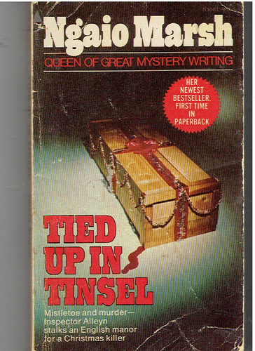 Tied Up in Tinsel Paperback – January 1, 1973 by Ngaio Marsh  (Author)