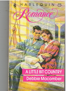 A Little Bit Country By Debbie Macomber - Paperback – 1990