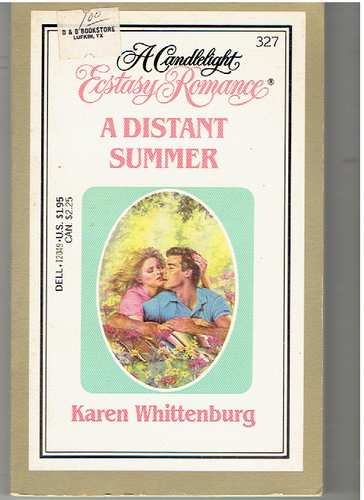 A Distant Summer Paperback by Karen Whittenberg (Author)