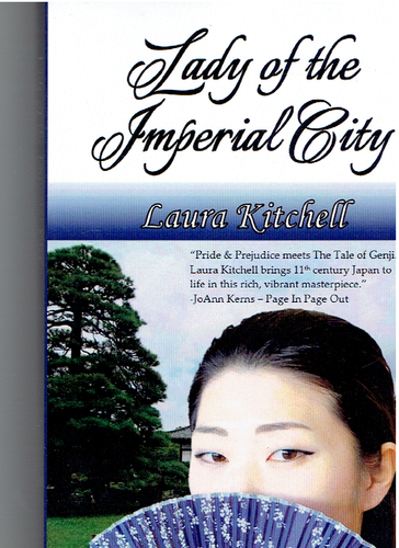 Lady of the Imperial City Paperback – May 25, 2015 by Laura Kitchell