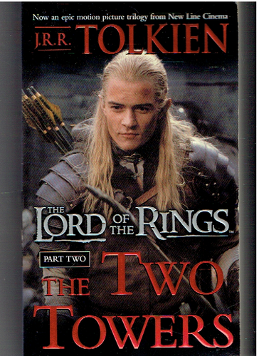 The Two Towers: Lord of the Rings, Part 2 Mass Market Paperback – by: J. R. R. Tolkien