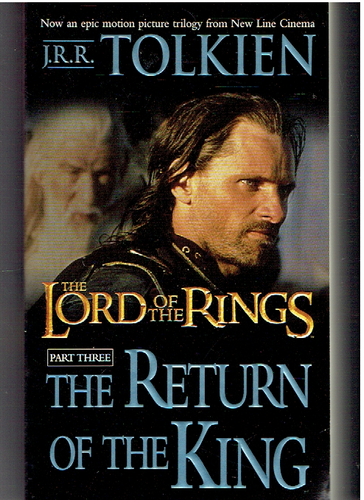 The Return of the King (The Lord of the Rings, Part 3) Mass Market Paperback – July 12, 1986 by J.R.R. Tolkien