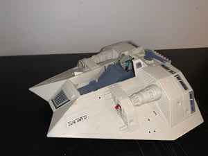 Vintage 1980 Kenner Star Wars ESB Hoth Rebel Armored Snowspeeder T-47