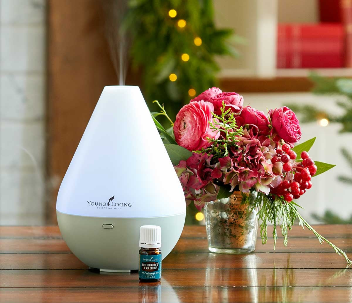 Dewdrop Essential Oil Diffuser Thelifetreecom
