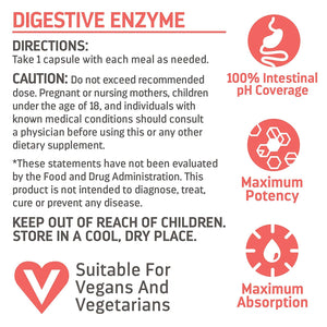 Ultimate Digestive Enzymes