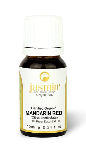Certified Organic Essential Oil - Mandarin Red