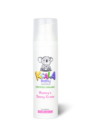Certified Organic Mummy's Tummy Cream