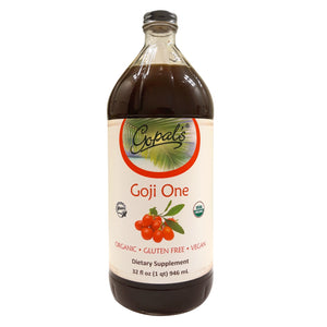 Goji One - 100% Pure Certified Organic Superfruit Juice