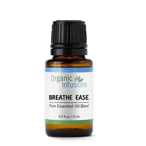 Breathe Ease - Blended Essential Oils