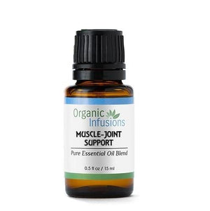 Muscle & Joint Support - Blended Essential Oils