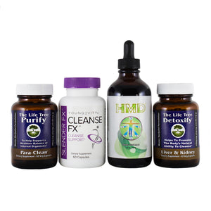 Total Body Detox & Cleanse Program - 30 Day Collection (Capsule)
