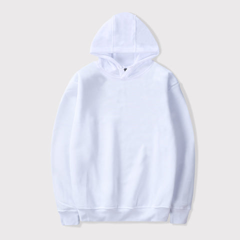 Pure Color Hoodie