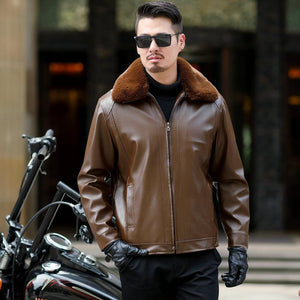 Fashion Thicken Warm Jacket