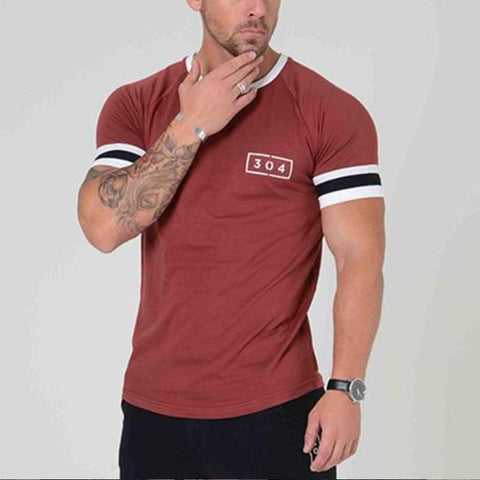 Casual Fashion  Printing T-Shirt