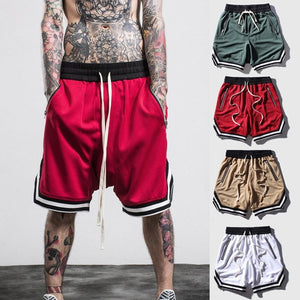 Casual Shorts Fitness Short Pants