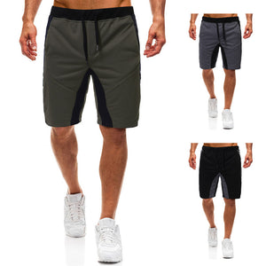 Men's Muscle Sports Casual Quick   Dry Shorts