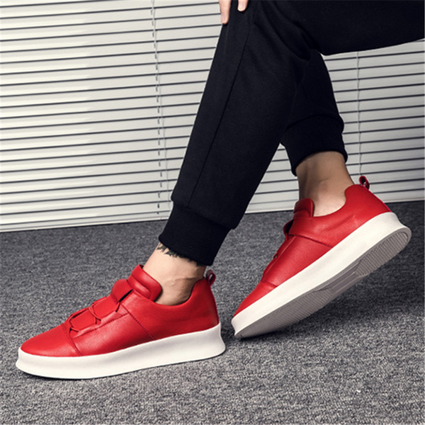 thick-soled casual shoes