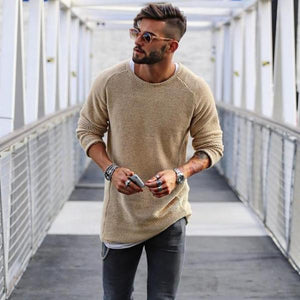 Basic Slim Sweater