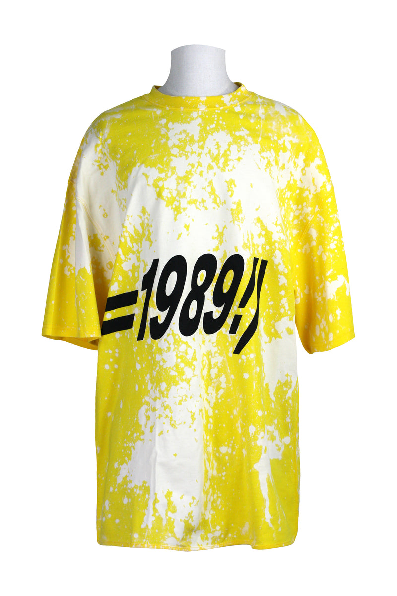 ACID DYE '1989' T-SHIRT (SP No. 9)