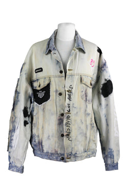 ACID DYE DENIM JACKET (SP No. 05)