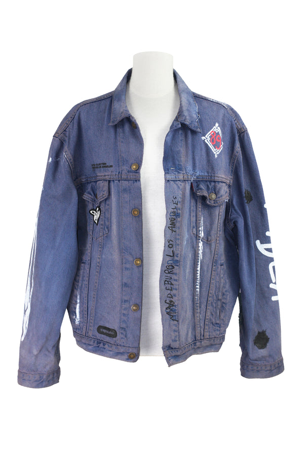BLUE DENIM JACKET (SP No. 01)