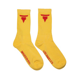 Socks Icon Yellow