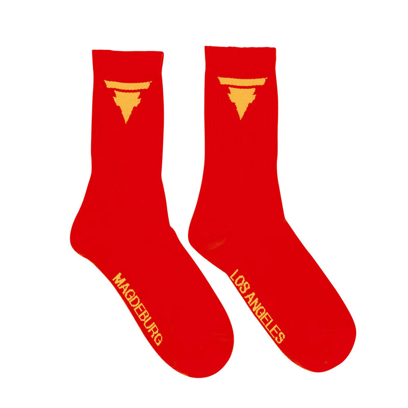 Socks Icon Red