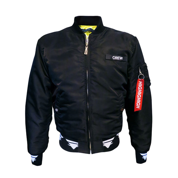 Bomber Jacket Dream Machine