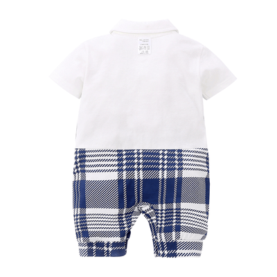 Baby Tom Shortsleeve jumpsuit