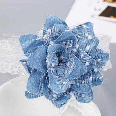 T's Bow Decor Headband For Baby and Toddler's