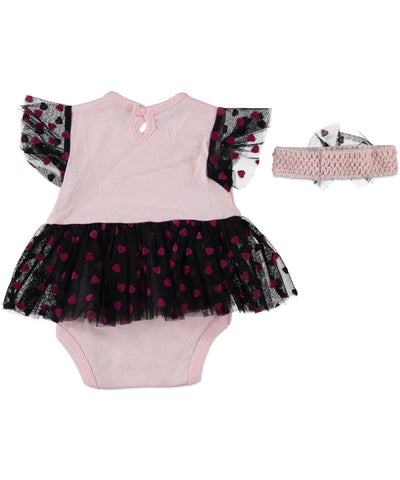 Newborn Little Fairly Girl Jumpsuit Set