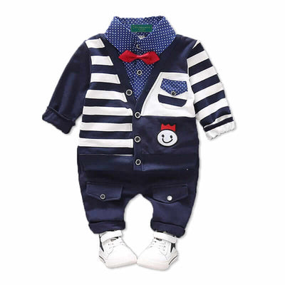 Nobi 3 piece Long-Sleeve Boys Set