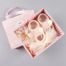 Load image into Gallery viewer, Luxury Baby girl 3 pieces gift set