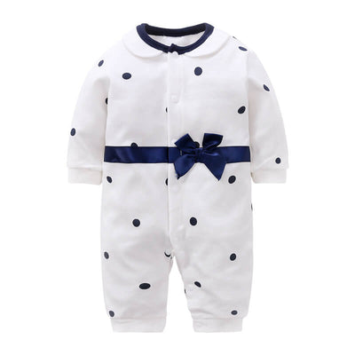 Breathable Baby Girl Jumpsuit