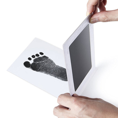 DIY Footprint Inkpad for Babies