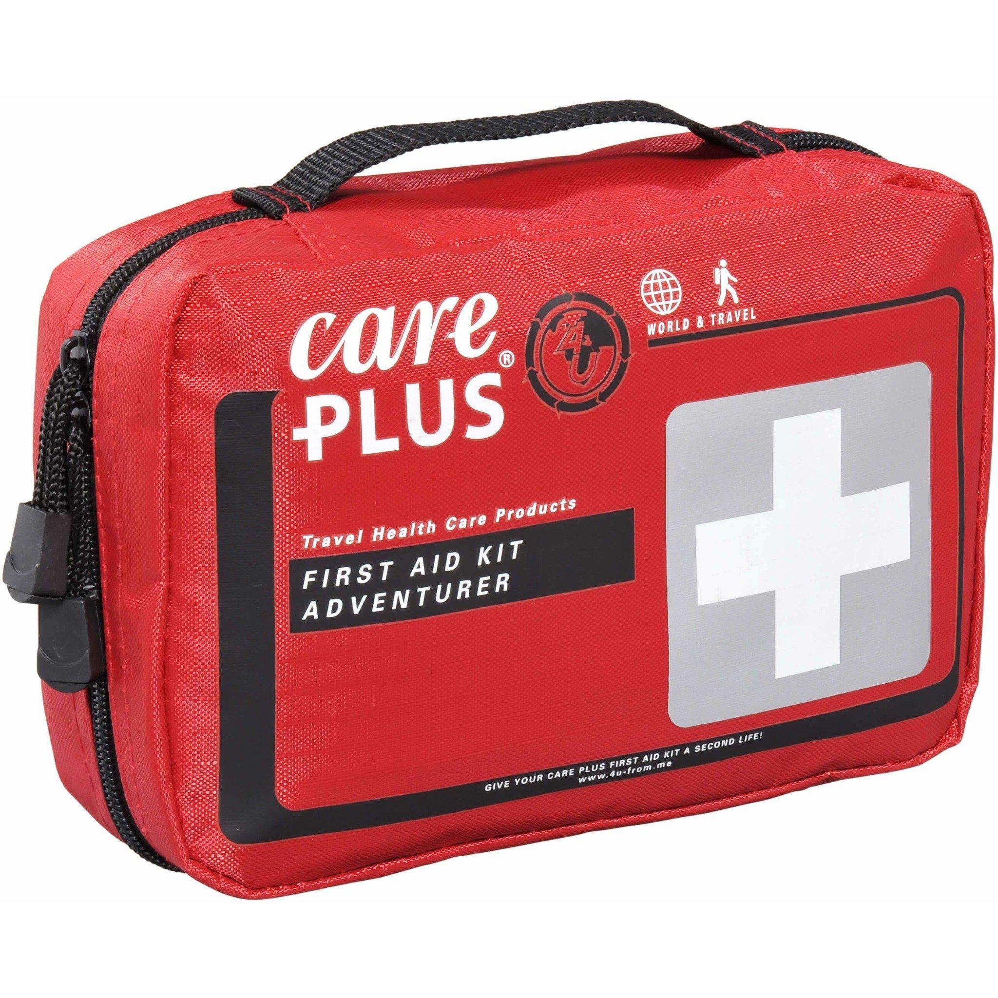 Care Plus First Aid Kit - Adventurer - Needs To Travel