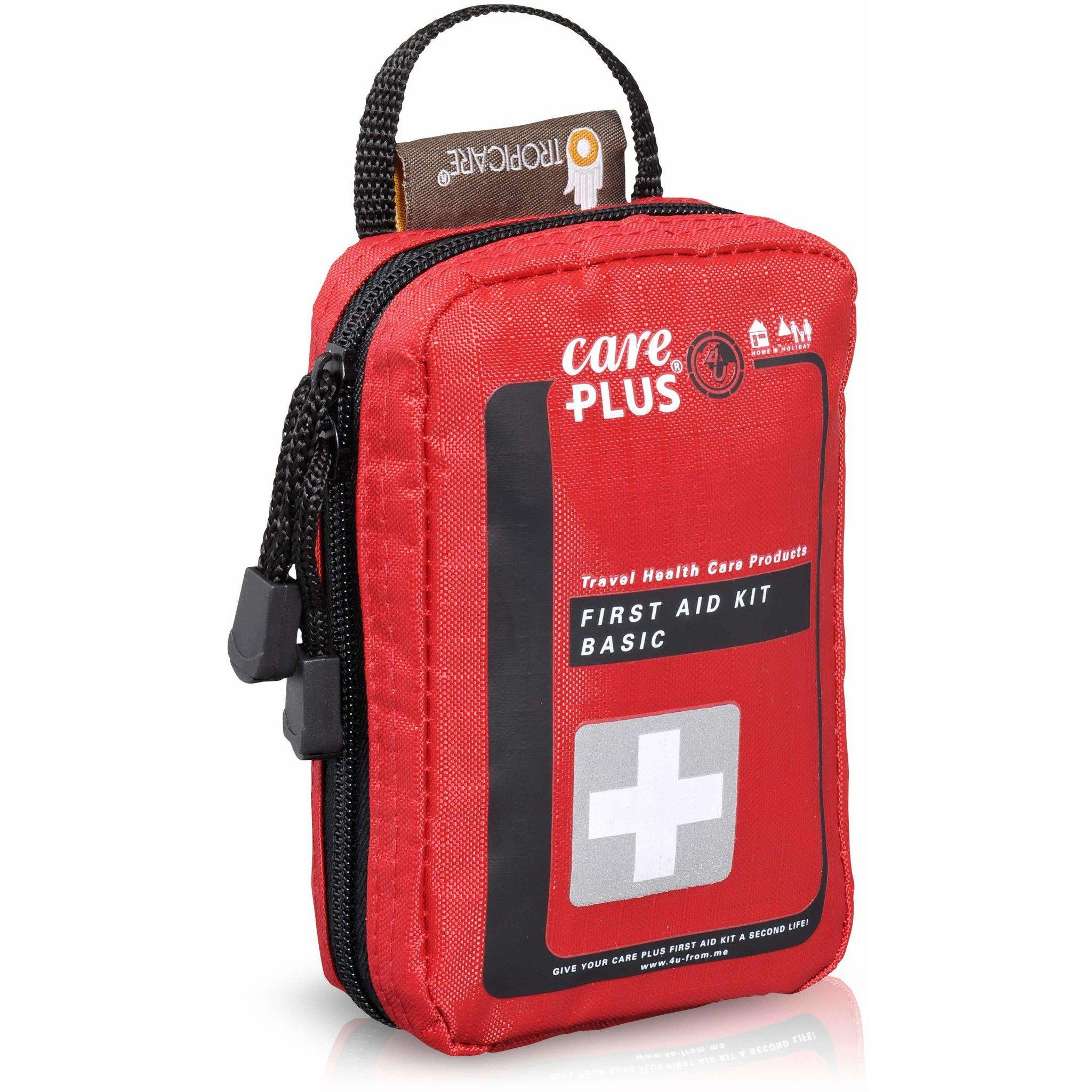 Care Plus First Aid Kit - Basic - Needs To Travel