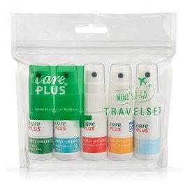Care Plus Travelset, Mini's 2 Go 5 x 15 ml - Needs To Travel