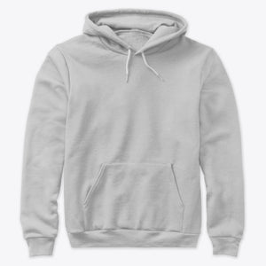Decent basic - Heather Grey Hoodie