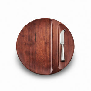 Sierra Divided Wood Tray