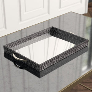Cerused Ace Tray